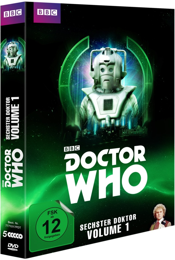 Doctor Who Sechster Doktor Volume 1